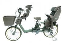 パナソニック Panasonic BE-ELA03AG 電動 アシスト 自転車 チャイルドシート 大型
