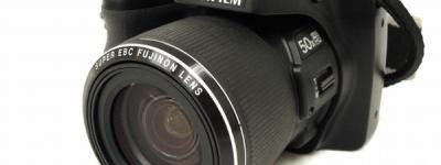 FUJIFILM 富士フィルム FinePix S9200 デジタルカメラ コンデジ ブラック
