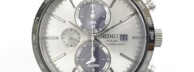 SEIKO SPIRIT SMART スピリットスマート SBPY117 クロノグラフ ソーラー メンズ