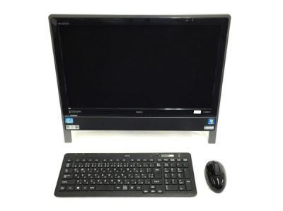 NEC VALUESTAR VN790/DS PC-VN790DS 液晶一体型 パソコン PC 20型 i5 2410M 2.3GHz 4GB HDD1.5TB Win10 Home 64bit 訳あり