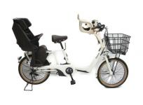 panasonic 電動アシスト自転車 ギュット・アニーズ 20型 3段変速 BE-ELA03AF大型の買取