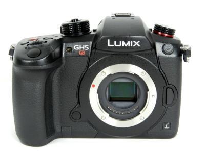Panasonic DC-GH5S-K デジタル一眼カメラ LUMIX GH5S ボディ ブラック