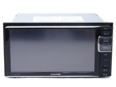 ALPINE アルパイン VIE-X007II-B カーナビ 7型
