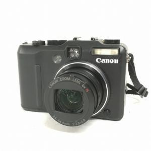 Canon キャノン PowerShot G9 コンパクト デジタル カメラ ブラック コンデジ
