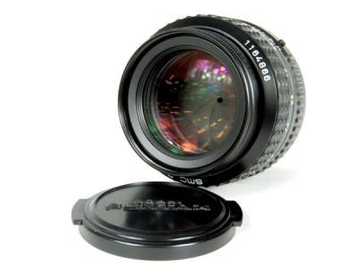 ペンタックス PENTAX smc PENTAX-A 50mm F1.4 レンズ カメラ 一眼