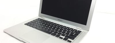 Apple アップル MacBook Air MB003J/A ノートPC 13.3型 Core2Duo/2GB/HDD:80GB