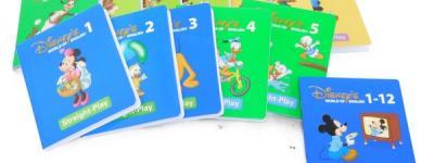 DWE ディズニーの英語システム ストレートプレイ こども英語教材 2014年度版