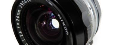 Nikon ニコン NIKKOR-S・C F2.8 24mm カメラ レンズ