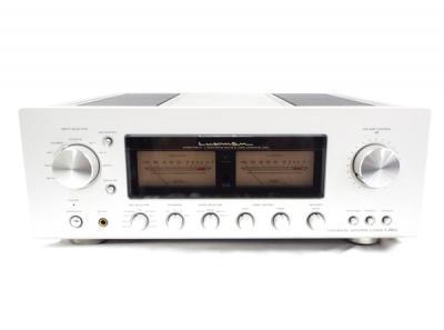 LUXMAN L-550A プリメインアンプ 音響機材 器材 オーディオ機器 ラックスマン