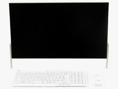 FUJITSU ESPRIMO FH77/B1 FMVF77B1KG 一体型 パソコン i7 7700HQ 2.80GHz 8GB HDD 1.0TB Win10 Home 64bit