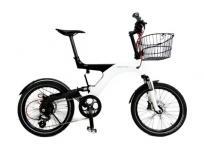 Besv PS-1 WHITE ベスビー ピーエスワン モトベロ 電動アシスト 自転車 大型の買取