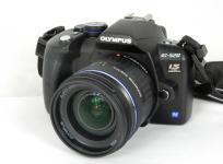 OLYMPUS E-520 レンズキット 14-42mm 3.5-5.6 カメラ 周辺機器