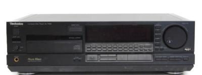 Technics テクニクス SL-P990 CD プレーヤー オーディオ 機器 音響 リモコン付