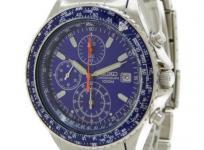 SEIKO セイコー クロノグラフ 7T92-0CF0 クォーツ メンズ 腕時計