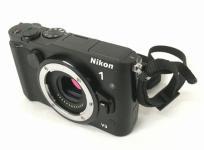 Nikon ニコン ミラーレス 一眼 Nikon 1 V3 標準 パワー ズーム レンズ キット カメラ