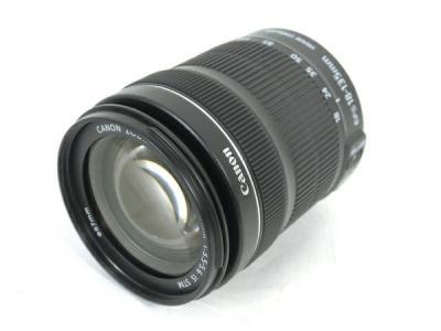Canon キャノン EF-S 18-135mm 3.5-5.6 IS STM カメラ レンズ 機器