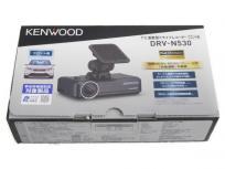 ケンウッド KENWOOD DRV-N530 彩速ナビ連携 ドライブレコーダー ダブル録画機