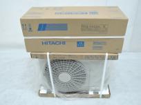 HITACHI RAS-YX22H 日立 エアコン 6畳用 ヤマダ電機 オリジナルモデル 白くまくん YXシリーズ