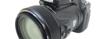Nikon ニコン デジタルカメラ COOLPIX P1000 ブラック デジカメ コンデジ ネオ一眼 超望遠 カメラ