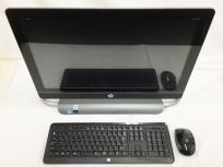 HP ENVY 23 All-in-One 23-c160jp/CT 一体型 パソコン i5 3470S 2.90GHz 8GB HDD 2.0TB Win8 64bit