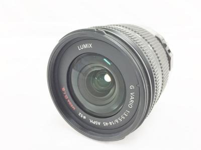 Panasonic LUMIX G VARIO 14-45 1:3.5-5.6 ASPH レンズ 写真 撮影