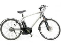 YAMAHA PAS Brace L 2011 メタル 電動アシスト自転車 楽 大型の買取