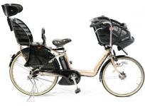 ブリヂストン アンジェリーノ A26L83 プレシャスベージュ 電動自転車 楽 大型の買取
