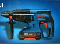BOSCH ボッシュ GBH36V-LIN2 バッテリーハンマードリル 電動工具