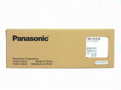 Panasonic WV-S1510 監視カメラ HD 画質 1280×720 H.265コーディック パナソニック