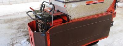 宮崎県発 CM300 コンマ 動力噴霧器 クローラー式 農業 農機具 直