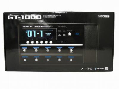 BOSS GT-1000 ボス マルチエフェクター ギター エフェクト プロセッサー