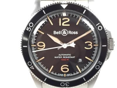 BELL&ROSS ベル&ロス ヴィンテージ BR V2-92 スティール ヘリテージ メンズ 腕時計