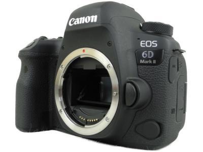 Canon EOS 6D MarkII 一眼レフ カメラ ボディ