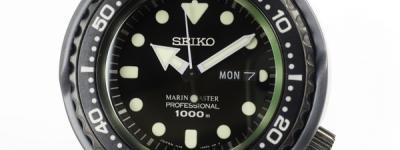 SEIKO セイコー マリーンマスター プロフェッショナル SBBN025 ダイバーズウォッチ 腕時計