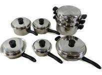 Amway クイーンクックウェア 鍋 調理器具セット