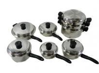 Amway クイーン クック ウェア 21P 調理器具 21ピース 鍋の買取