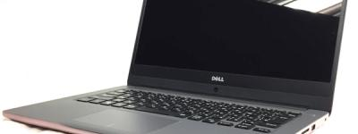 DELL Inspiron 7472 ノートパソコン i7 8550U 1.8GHz 8GB SSD 128GB/HDD 1TB Win10 HOME 64bit 14インチ