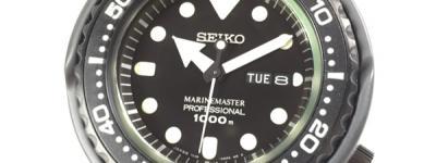 SEIKO PROSPEX セイコー プロスペックス マリーンマスター プロフェッショナル 腕時計 ダイバーズウォッチ SBBN025
