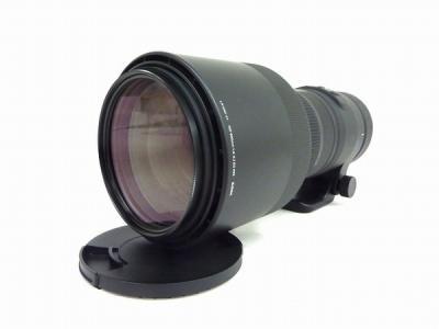 SIGMA 150-600mm F5-6.3 DG OS HSM For Canon カメラレンズ