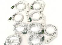 Panasonic EASYワイヤリング 分岐ケーブル WFA 6734HG 9個セット ハーネス用 OAタップ