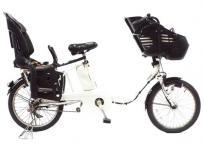 Panasonic BE-ELMD03F ギュットミニ DX 電動アシスト自転車 楽 大型の買取