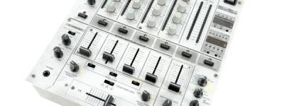 Pioneer DJM-600 プロフェッショナル DJ ミキサー