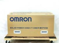 omron KP55M-J4-A パワーコンディショナ 太陽光発電 ソーラー 発電 単相用 外設置型