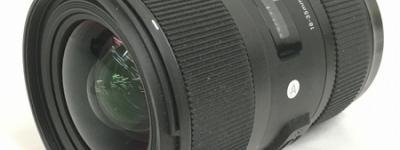 SIGMA 18-35mm 1.8 For SONY レンズ シグマ カメラ