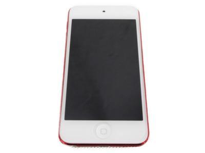 Apple iPod touch 32GB 第6世代 MKJ22J/A PRODUCT RED レッド 赤 限定カラー 4型 デジタル オーディオプレーヤー