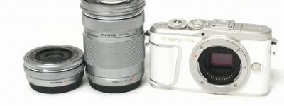 OLYMPUS オリンパス ミラーレス 一眼 PEN E-PL9 EZ ダブルズームキット ホワイト デジタル カメラ 旅行 結婚式