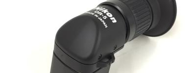 Nikon DR-5 変倍 アングルファインダー カメラアクセサリ