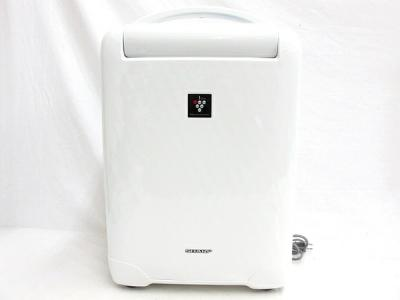 SHARP シャープ CV-C100-W 除湿機 衣類乾燥 プラズマクラスター ホワイト系