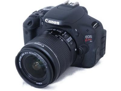 Canon キャノン EOS Kiss X5 18-55mm F3.5-5.6 IS II デジタルカメラ デジカメ 一眼レフ レンズキット