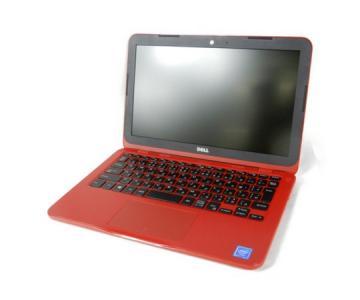DELL MI11-6WLR Inspiron 11 3162 Win10 4GB 32GB 11.6インチ ノートパソコン レッド